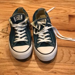 Converse Shoes - Converse all star men's 11 blue